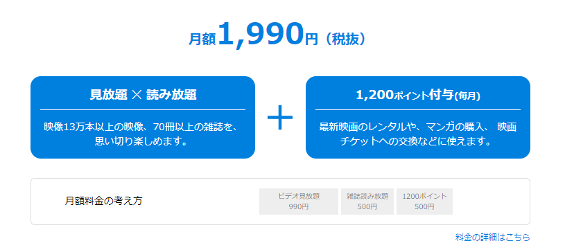 U-NEXT<ユーネクスト>│映画・ドラマ・アニメのオンラインレンタル