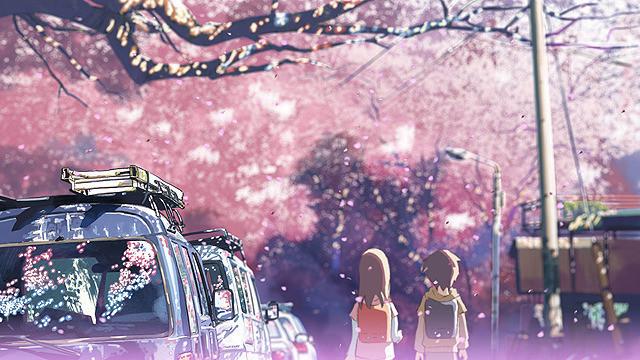 (C)Makoto Shinkai / CoMix Wave Films