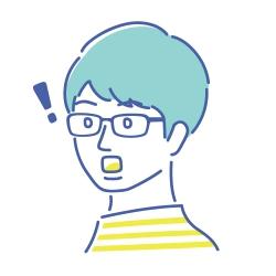 似顔絵イラストパターン3