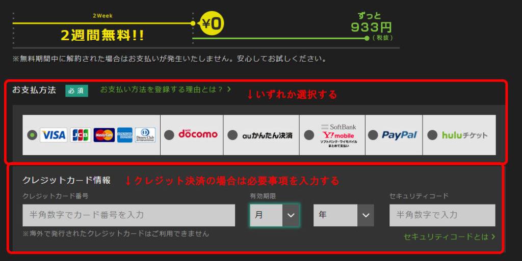hulu動画を無料FULLで視聴する方法。Dailymotion、Pandoraでも確認
