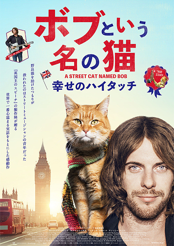 (C)2016 STREET CAT FILM DISTRIBUTION LIMITED ALL RIGHTS RESERVED.