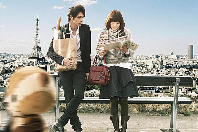 (C)2010フジテレビ・講談社・アミューズ・東宝・FNS27社